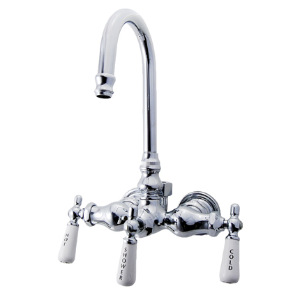 Diverter Claw Tub Faucets