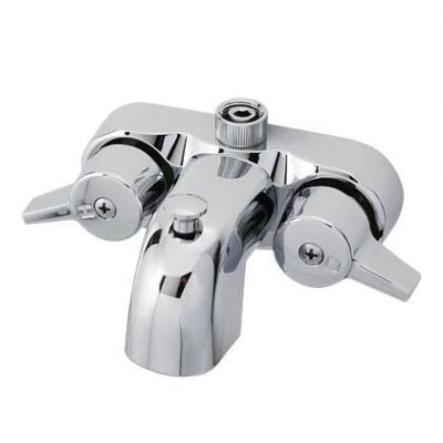 economy diverter claw foot tub faucet