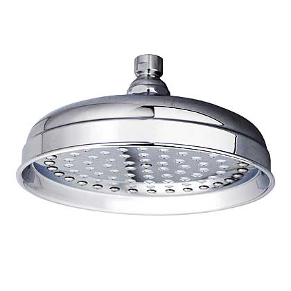 8 inch chrome shower head