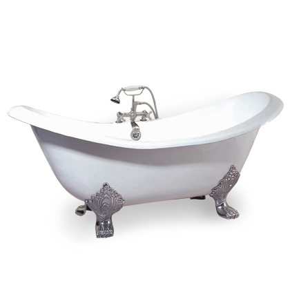 Cast Iron Clawfoot Tub Packages