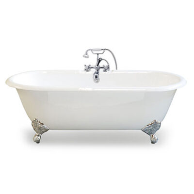 Vintage Double Ended Tub with faucet package