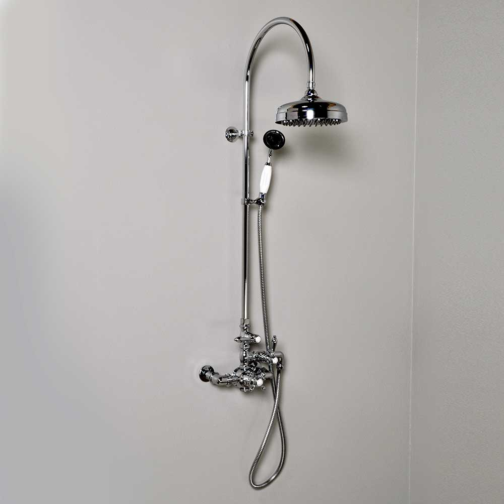thermostatic with shower wand