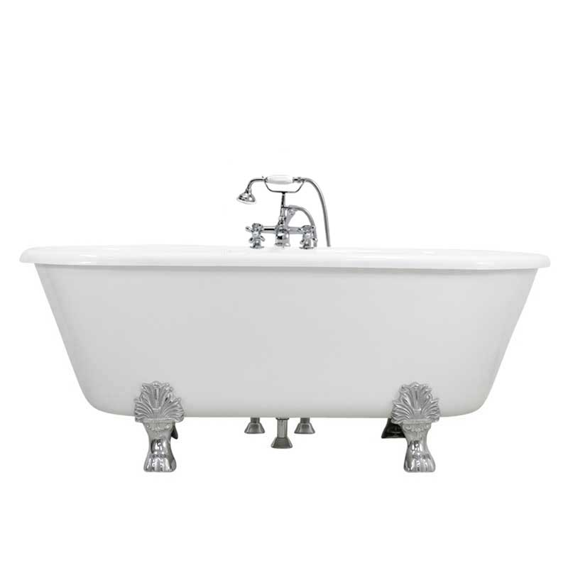 claw tub package with antique style faucet canada