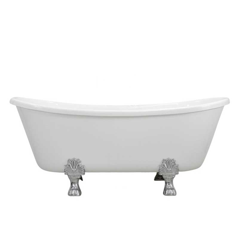 French Bateau clawfoot tub canada