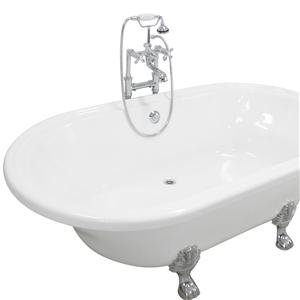 clawfoot tub canada