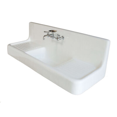 Farmhouse Drainboard Sink