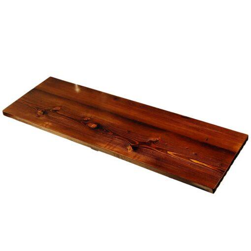 handmade wooden tub caddy