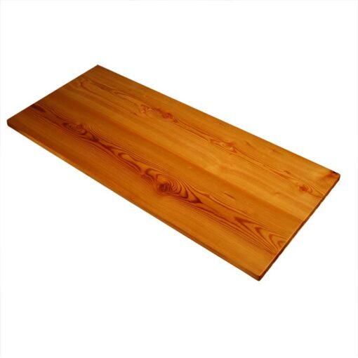 wooden tub caddy natural tamarack