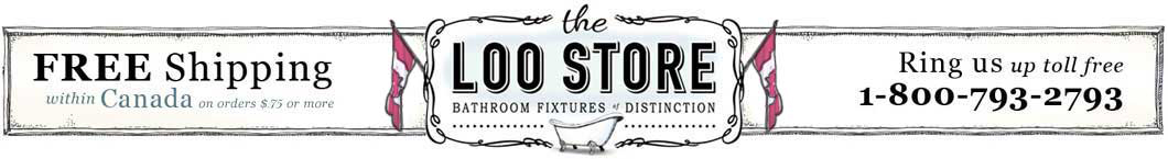 Clawfoot Tubs and Faucets - The Loo Store