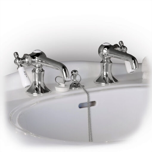 lavatory Set Chrome